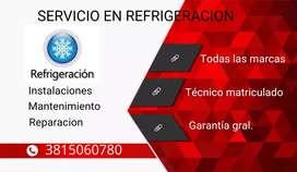 Servicio refrigeracion