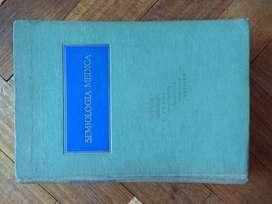Semiología Médica . Cossio Tomo I . 1955 Autografiado Exc!