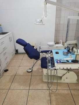 Unidad sillón dental eléctrico