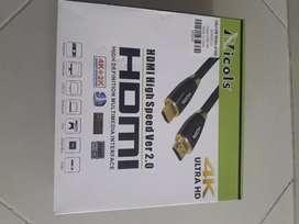 HDMI 4K ULTRA CABLE TV COMPUTADOR