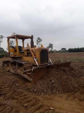 Vendo tractor caterpillar D6C con oruga ubicado cerca de Balzar