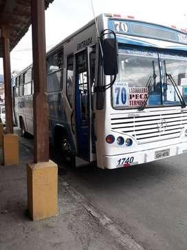 VENTA DE BUS LINEA 70 GUAYAQUIL