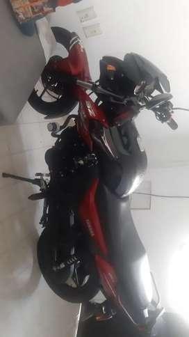 Vendo moto SZ de Yamaha