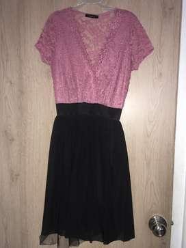 Hermoso vestido talla M/L