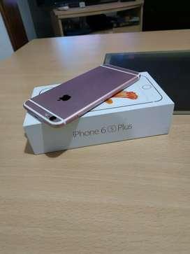IPHONE 6S PLUS 16Gb ( ROSA)