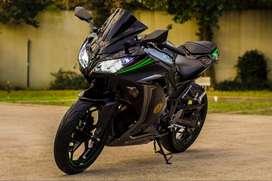 Kawasaki ninja special edition 2016