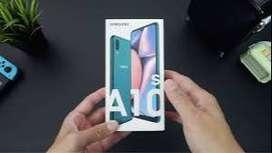 Samsung A10s nuevo en caja