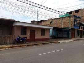 Tarapoto Vendo casa, terreno y lavadero