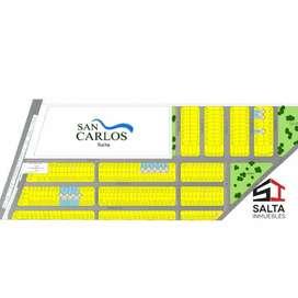 CASAS EN VENTA️  Loteo San Carlos, zona sur
