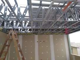 DRYWALL CONSTRUCCIONES JCM