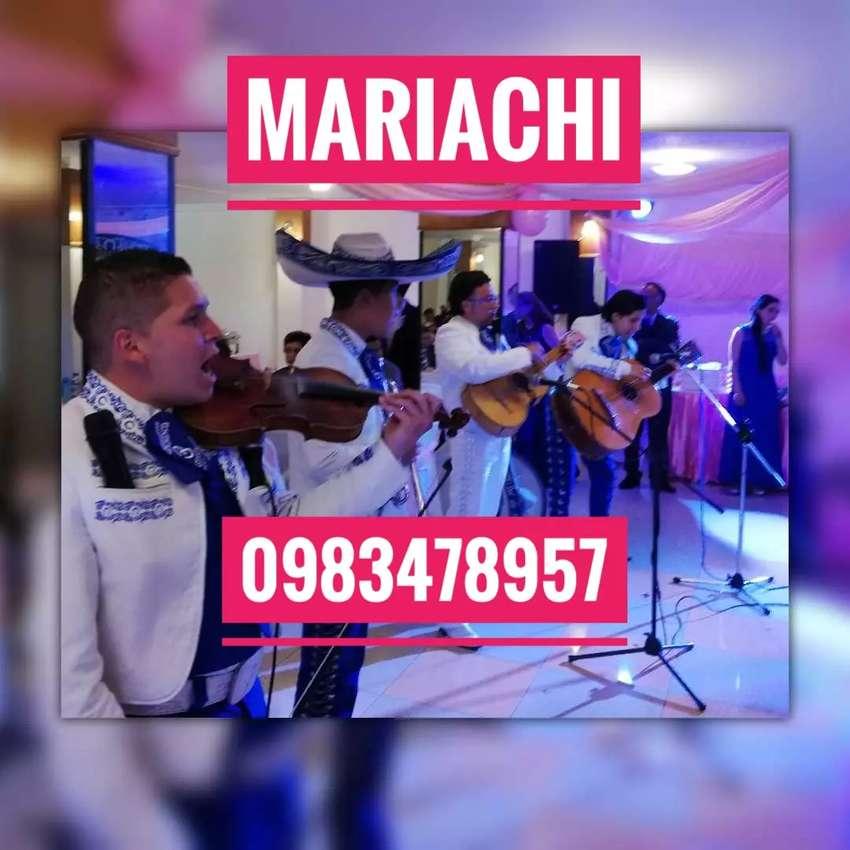 Mariachis en Quito 24h servicios 0