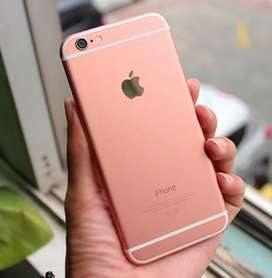 Cambio iphone 6s Gold Rose