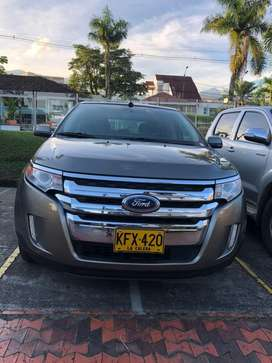 Ford edge limited full equipo