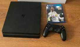 PS4 EN PERFECTO ESTADO  SLIM  1TB