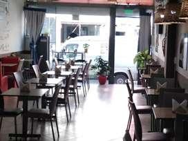 Vendo Bar café en el centro de Córdoba