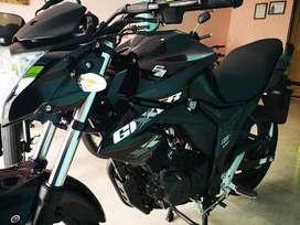 Vendo Suzuki Gixxer 2020 con Soat