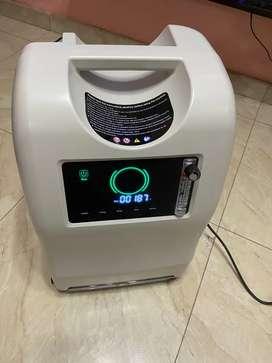 Alquiler de concentrador de oxigeno de 10 L