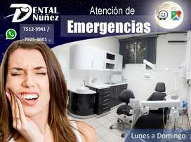 Emergencias Dentales Odontologicas