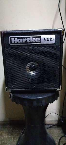 Remato amplificador para bajo Hartke HD15 nuevo