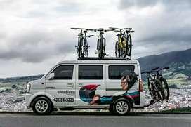 Trasporte especial para ciclistas