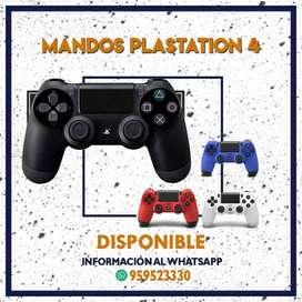 mandos playstation 4 Sony