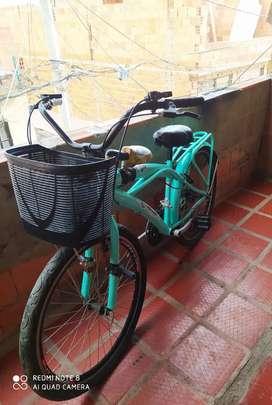 Bicicleta Michelin
