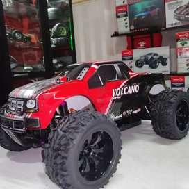 Espectacular Monster Truck camioneta Volcano. Carro RC. Carros, repuestos y servicio técnico. Envíos. Recibimos tarjetas