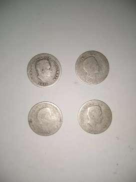 Vendo monedas diez centavos 1911