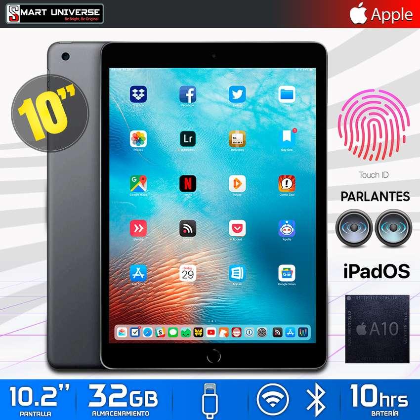 Apple iPad 2019 7ma Gen 10.2 Pulgadas 32Gb Wi Fi Sellados 0