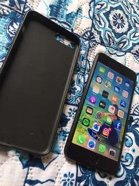 Vendo o cambio iphone 7 plus de 128 gb