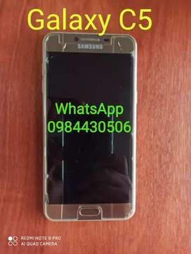 Se vende Samsung  Galaxy C5