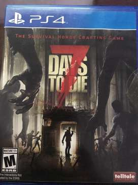 7days to die PS4