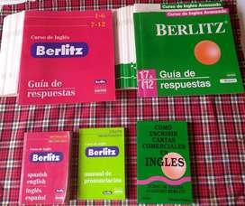 Programa Inglés Berlitz. Básico Y Avanzado.. Usado