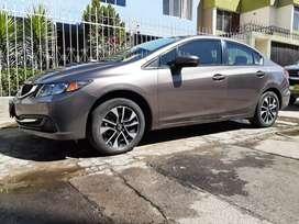 Vendo Honda Civic 2015