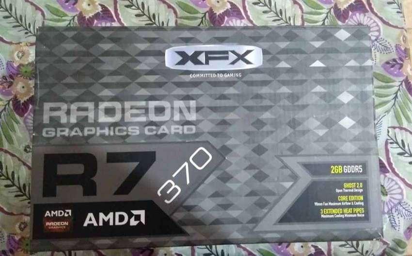 Placa de video R7 370 Gaming 0