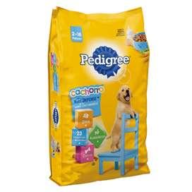 Pedigree cachorro 17 kg