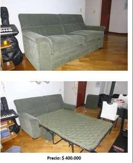 Sofa cama + colchon