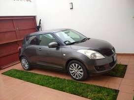 Vendo Auto Suzuki Swift 2012 por viaje