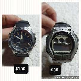 Relojes originales CASIO CITIZEN ORIENT
