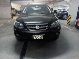 BYD S6 41k FULL EQUIPO 2014