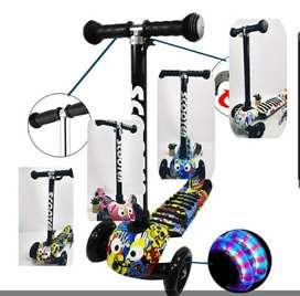 Patineta scooter gusano