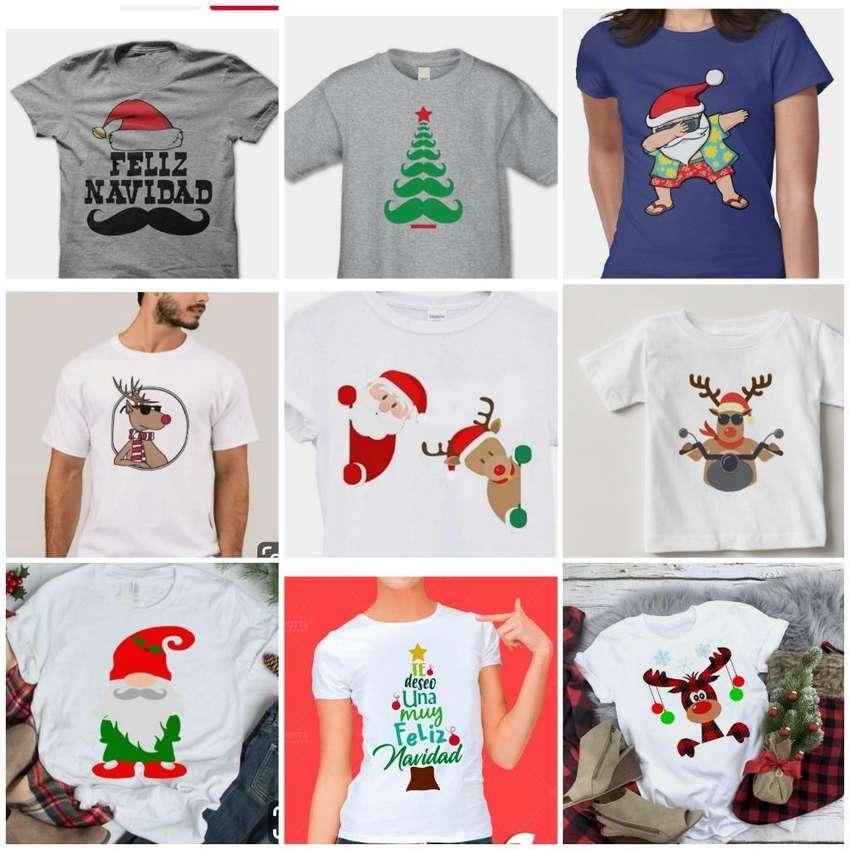 Camisetas Navidad 0