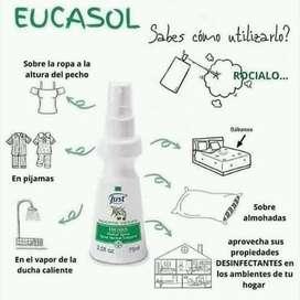 Eucasol spray