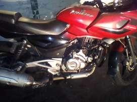 Vendo Permutó Moto Rowsell Bajab 220