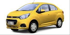 Estrena TAXI Chevrolet Beat Nuevo 0 Km Listo para trabajar Matriculado con CUPO Sedán Financiación Bancaria Disponible