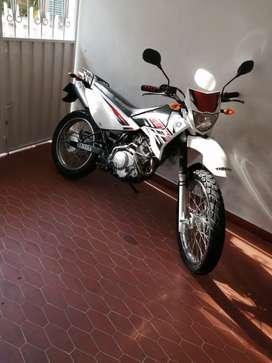 Se vende moto XTZ 125 yamaha modelo 2017