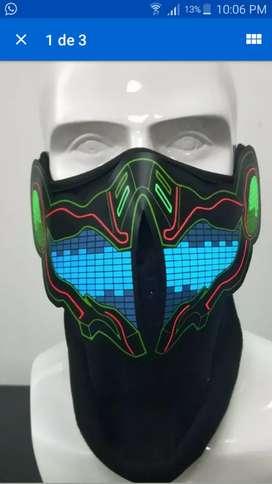 Mascara electronica