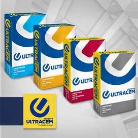 CEMENTO ULTRACE X 50 KG
