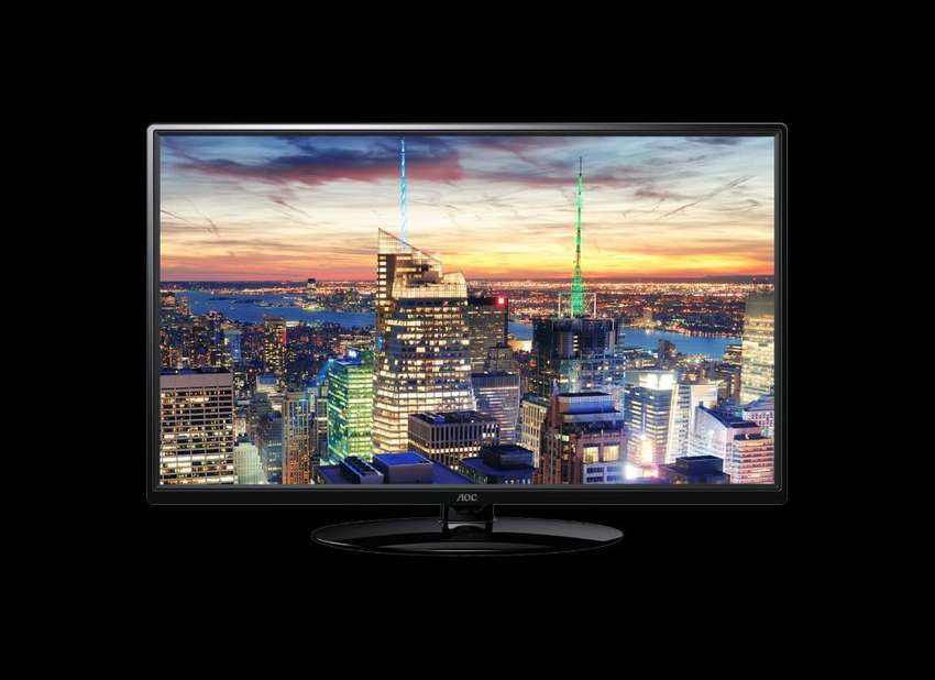 Televisor Aoc 24 C/ Digital Incorporado 0