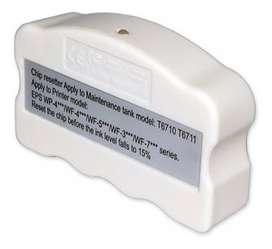 Reset Caja De Mantenimiento De L1455/wf7610